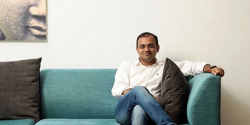 Ajith Mohan, Founder & CEO, Furlenco