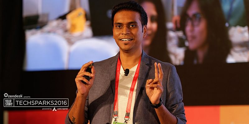 rohit-ma-cloudnine-at-techsparks-2016