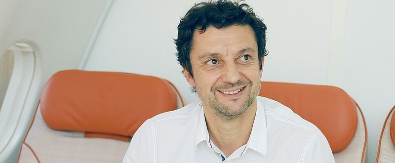 Bruno Guttierres, head of Airbus Biz Labs