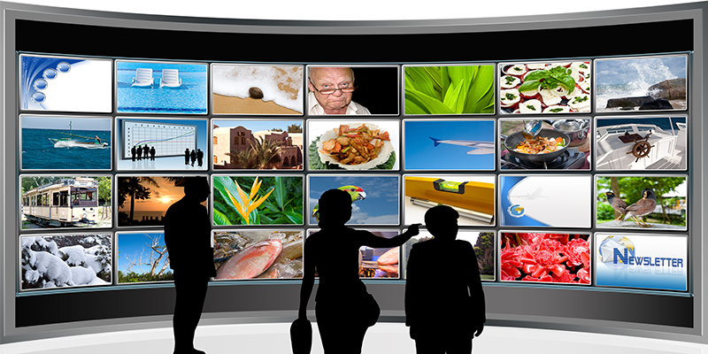 TV Commercial advertising services - CTM