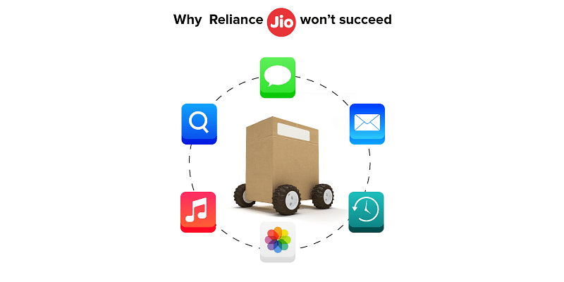 Why Reliance Jio won't succeed in selling cars just because it sells