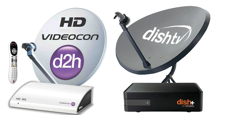 Videocon D2H and Dish TV sync frequencies and join forces