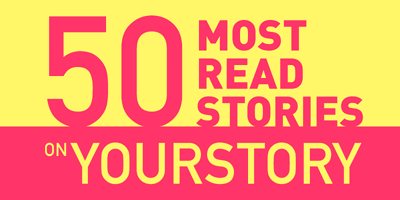 50 most read stories on YourStory in 2016
