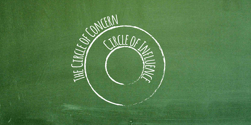 The Circles of Concern and Influence