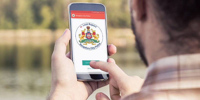 Download Bengaluru police e-lost app and report loss of