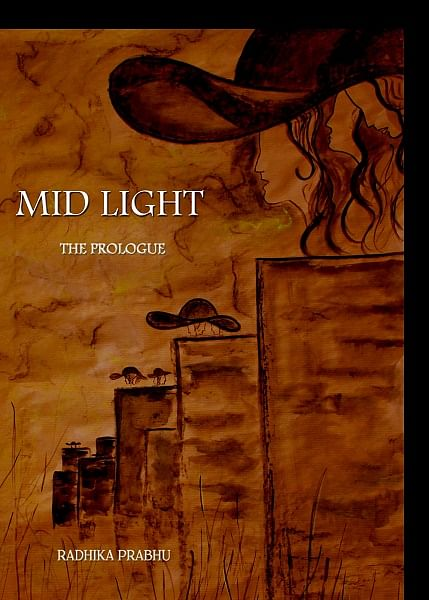 Book Cover - 'MID LIGHT - THE PROLOGUE'