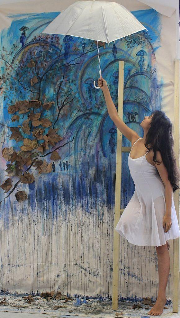 Performance Installation_Radhika Prabhu
