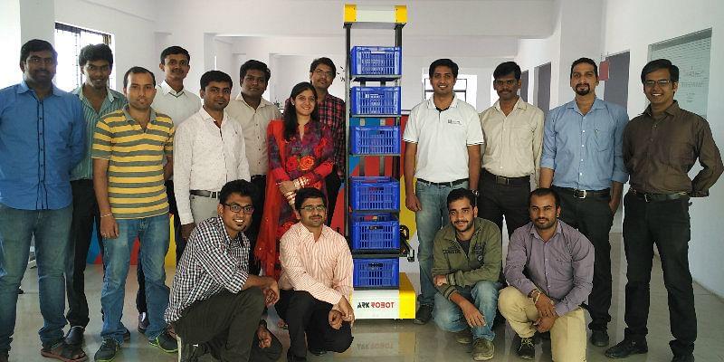 iFuture Robotics Team