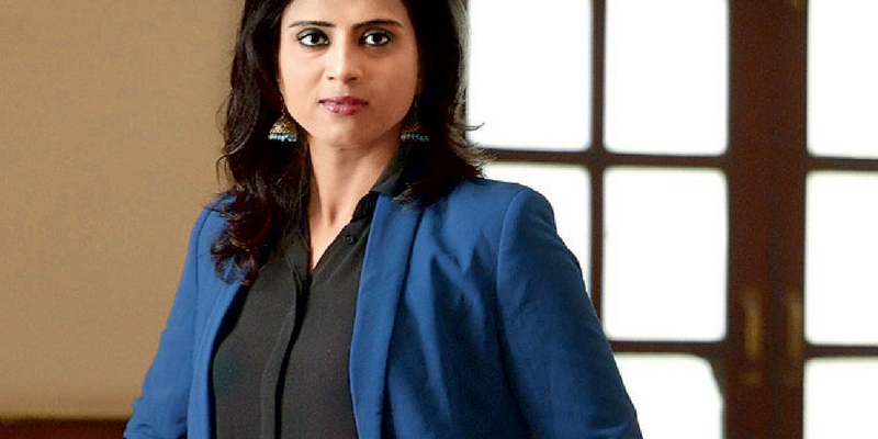 She became an IAS officer and got justice for her father's death