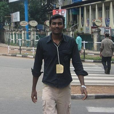Jishnu in college days