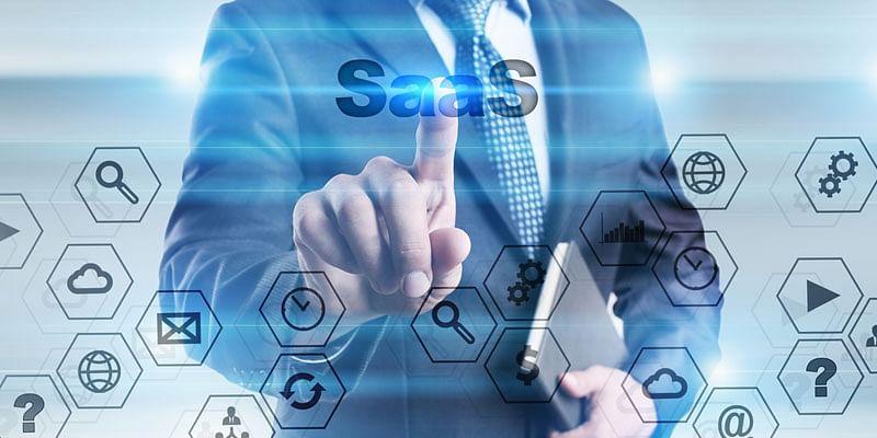 B2B SaaS startup