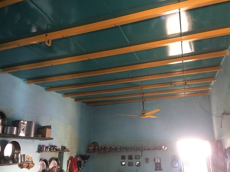 This man from Ahmedabad has a roofing solution for the third