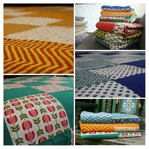 quilts COLLAGE