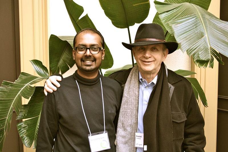 BG with Daniel Friedman