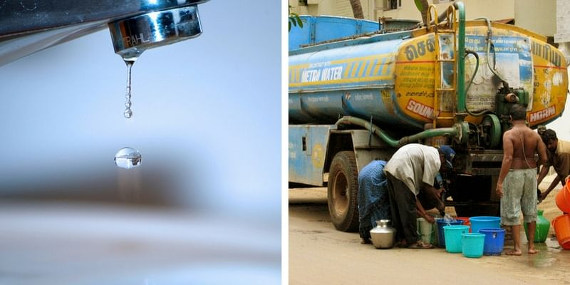 Private water tankers hike prices by nearly 40pc as