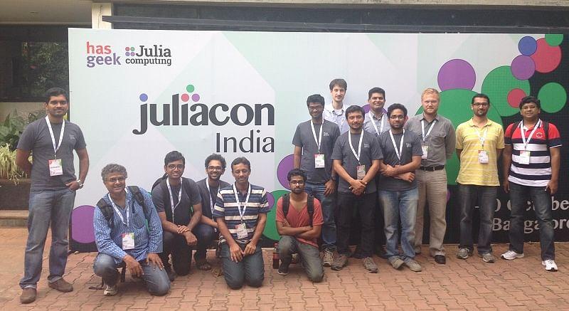 JuliaCon Bengaluru