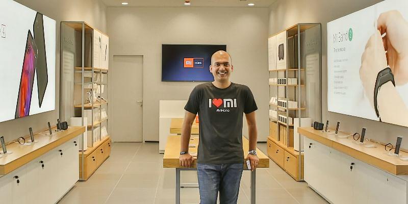 Manu Jain, Managing Director and VP, Xiaomi India