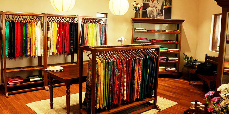 How Titan Is Looking For A Sweet Spot With Handcrafted Sarees