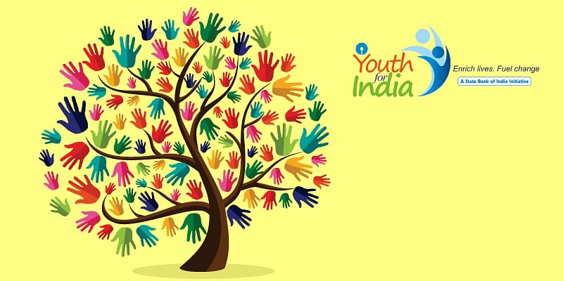 Come be an agent for change with the SBI Youth for India Fellowship