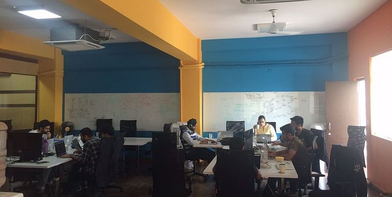 CodeIgnition office in action