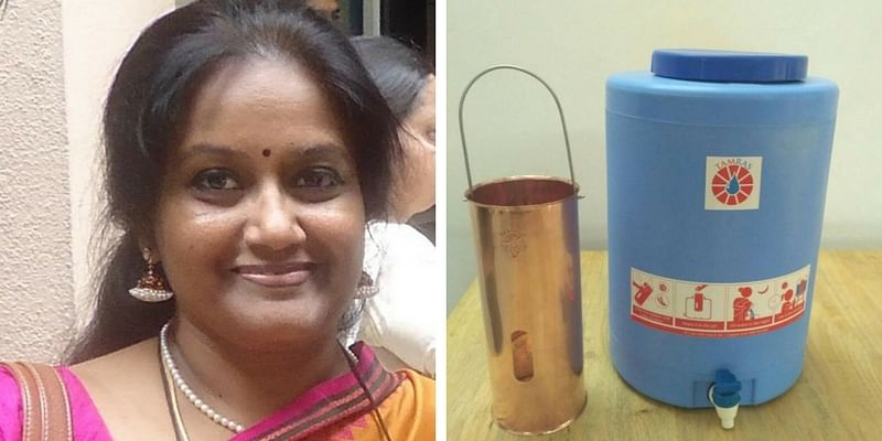 These researchers have developed a low-cost water purifier from an