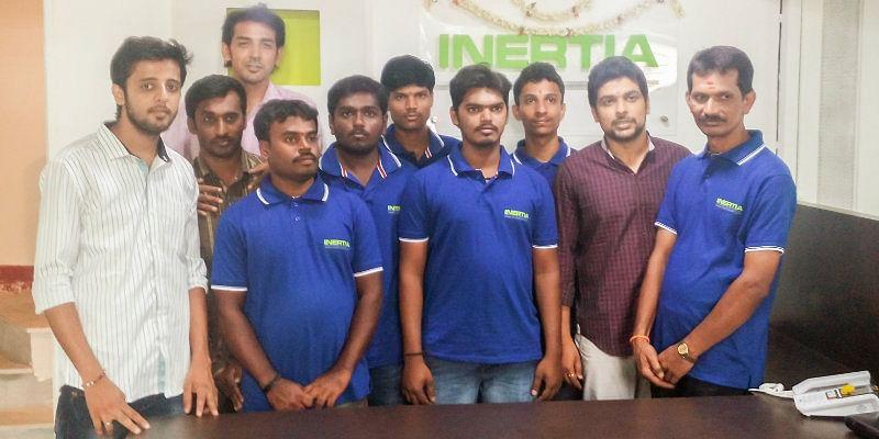 InertiaCart Team