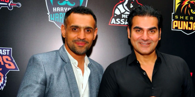 The man who spent a whopping Rs 200cr to start MMA