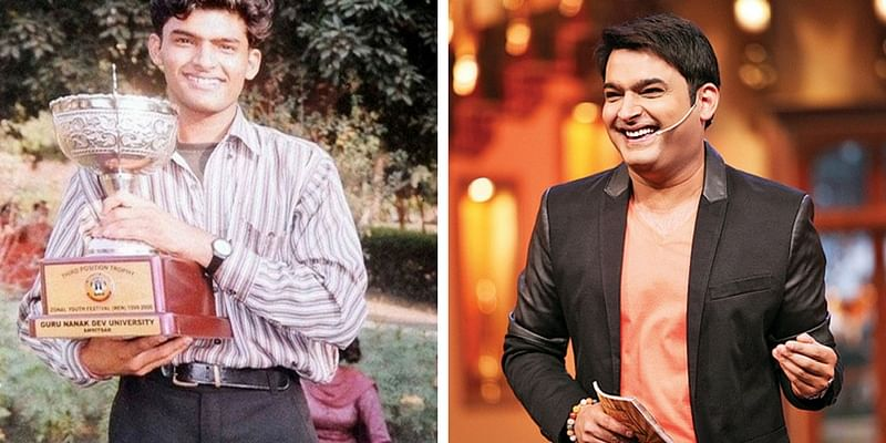 The rags to riches story of Kapil Sharma no one talks about