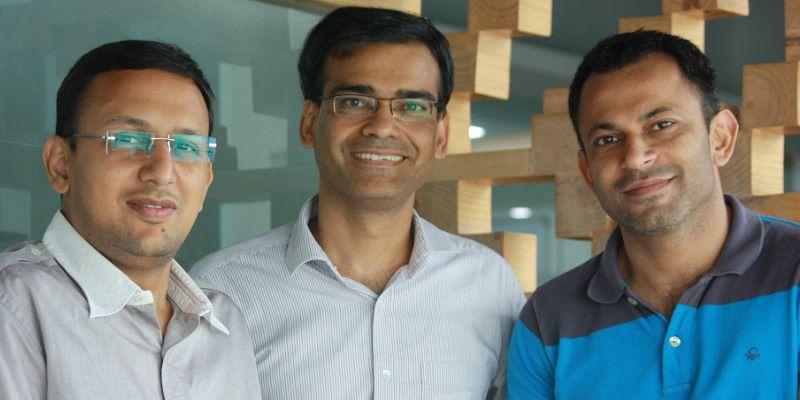 Siddharth Mahanot - COO, Alok Mittal - CEO and Sundeep Sahi - CTO (L-R)