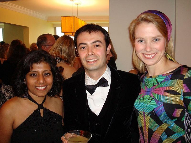 Orkut with Marissa Mayer at Google