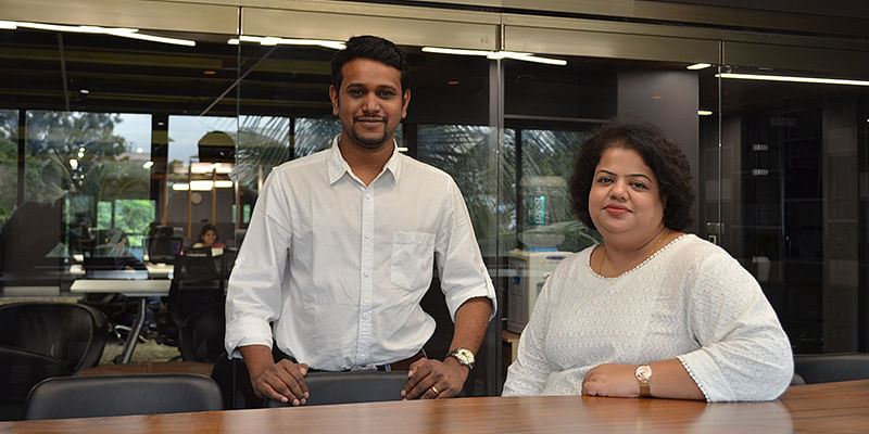 3-time entrepreneur couple OPENs the door to neobanking in India