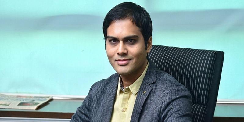 Harshvardhan Lunia, CEO and Co-founder of Lendingkart Technologies