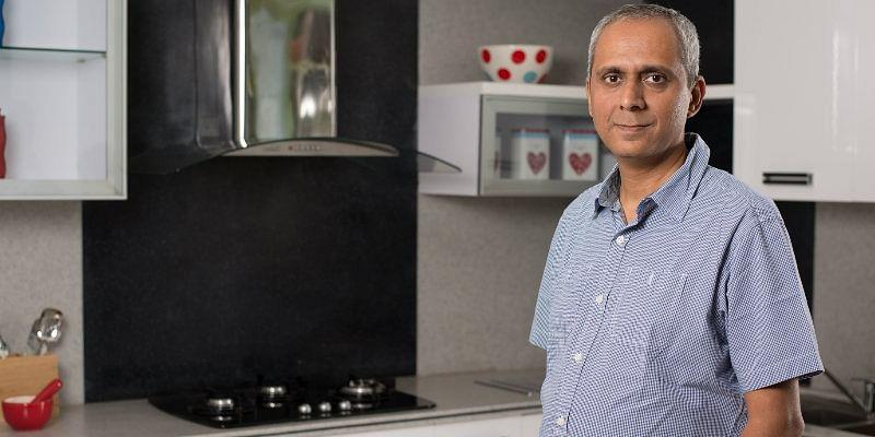 Srikanth Iyer, Co-founder & CEO of HomeLane