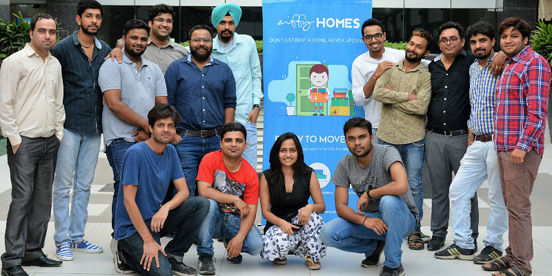 Home rental service startup ZiffyHomes raises Rs 2 Cr in seed funding from individual investors
