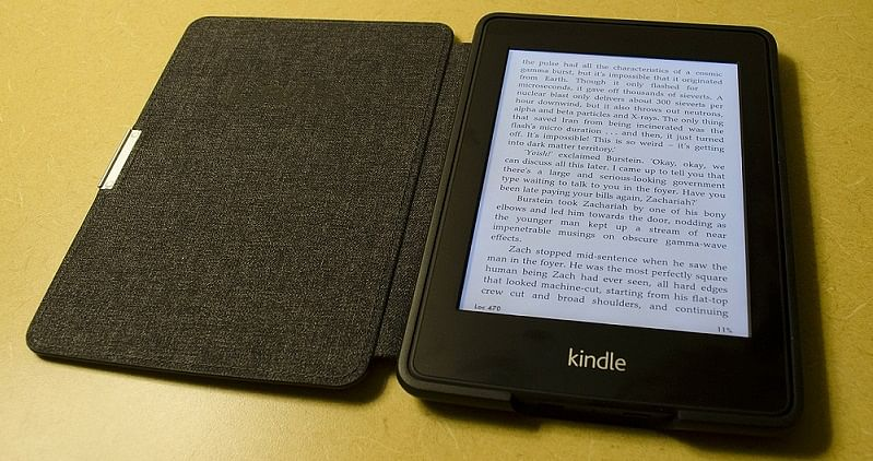 Amazon Kindle Aims To Boost English Writing In India Through