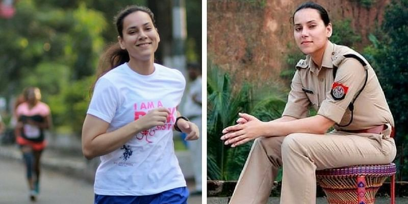 This female IPS officer has killed 16 and arrested 64