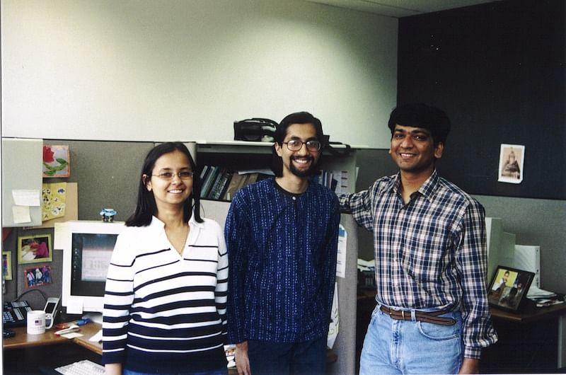 Colleagues at Sarvega