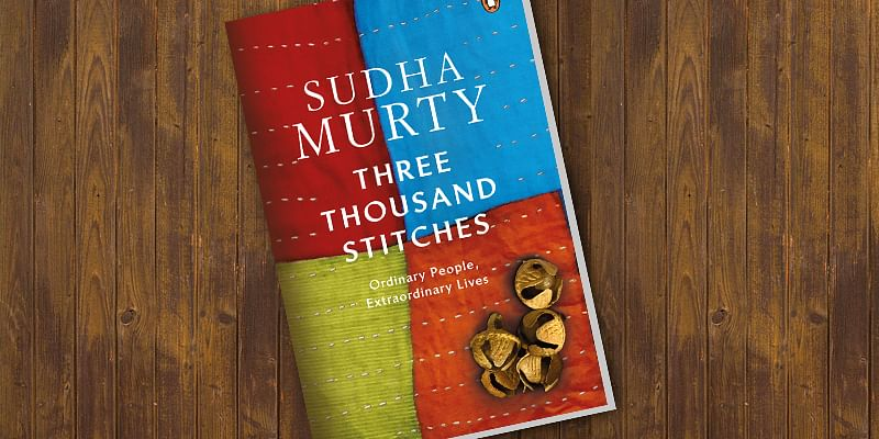 Sudha Murty: You have to break the chains that hold you back