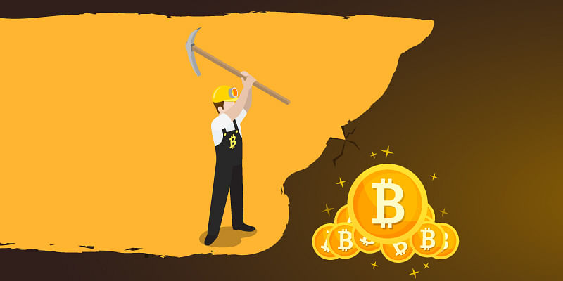 Will massive <bold>energy</bold> <bold>consumption</bold> by <bold>Bitcoin</bold> <bold>mining</bold> encourage cheaper alternatives?