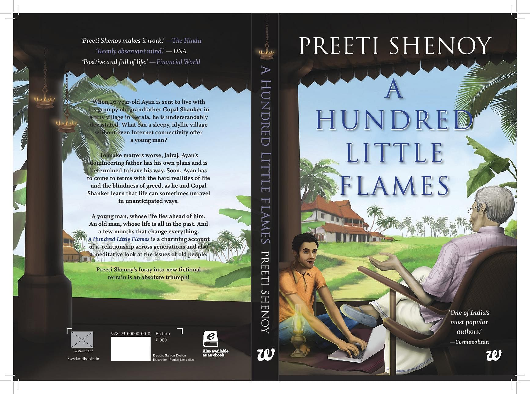 Interview] Bestselling author Preeti Shenoy, on how she