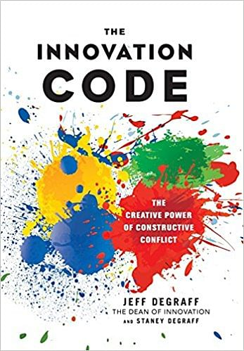 The Innovation Code  how to harness the Artist 3fbc2acdd