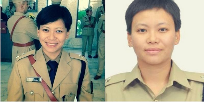 Aparajita lost her father at 8, became the first female IPS