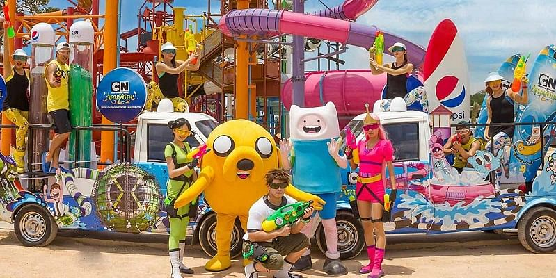 Surat To Have Cartoon Network Branded Theme Park By 2019