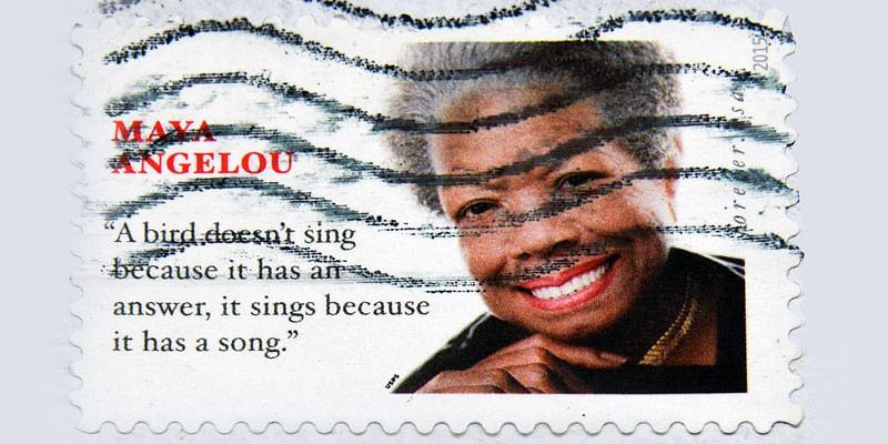 HerStory Flashback] Maya Angelou – The phenomenal woman
