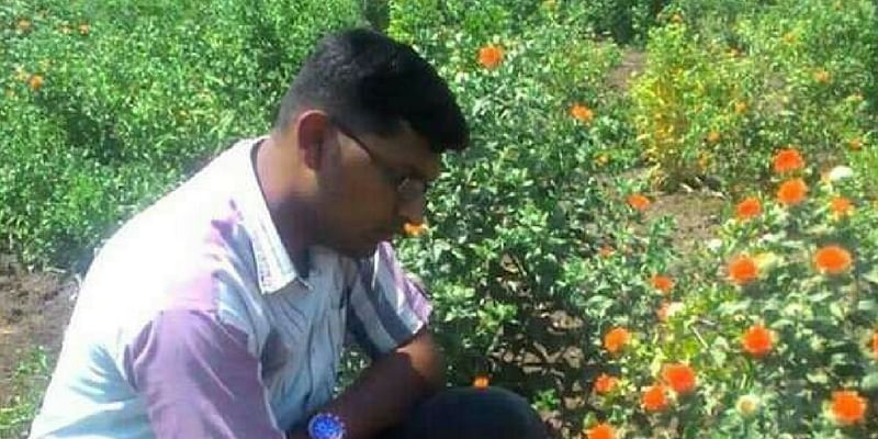 Medical student drops out to grow rare crop, makes lakhs in profits