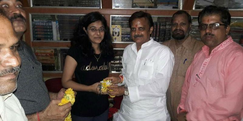 From a small Hindi-medium school to the IAS: Surabhi