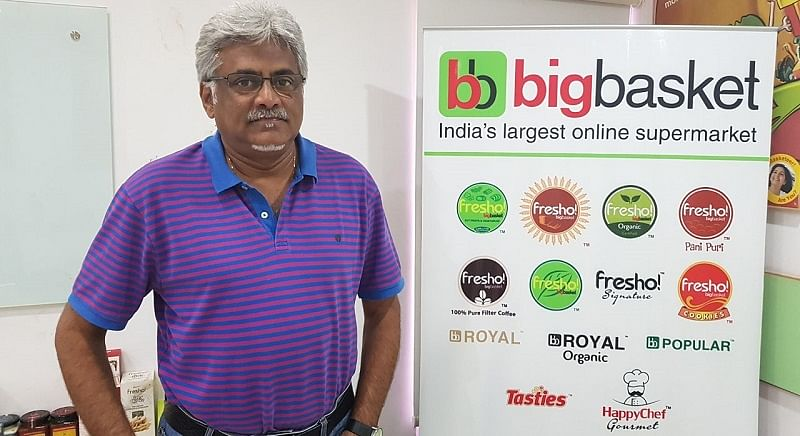 Bigbasket lost 80 pc workforce within two days of lockdown, bounced back with resilience: Hari Menon
