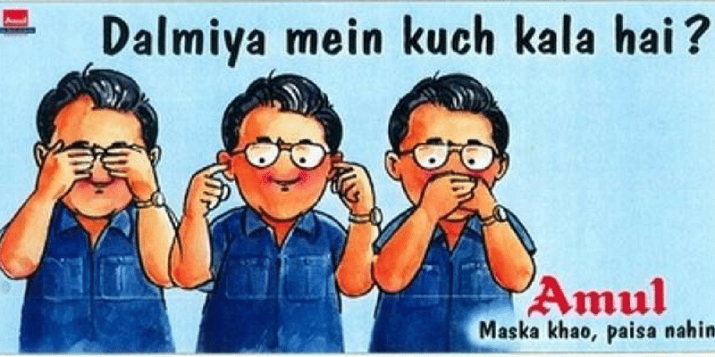 The Amul campaigns continue to deliciously capture the pulse