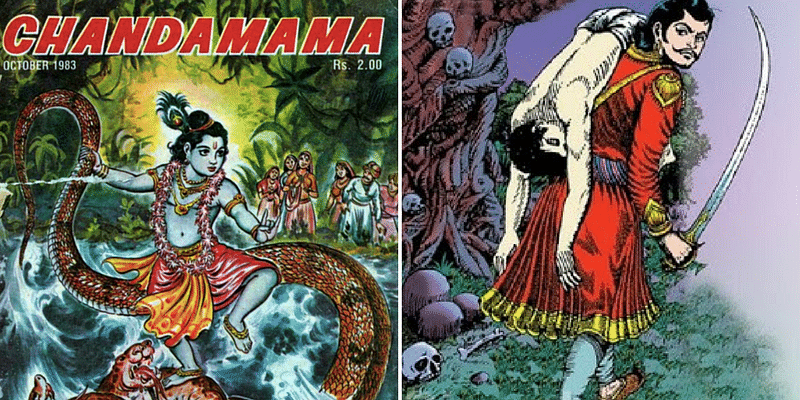 Relive your childhood: Chandamama editions since 1947