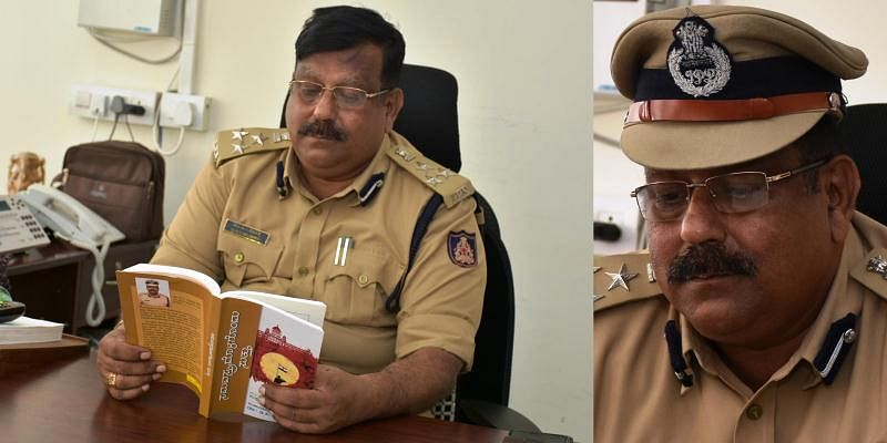Meet DC Rajappa, an IPS officer and poet who has inspired